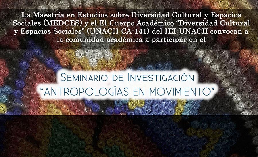 Seminario Antropologías en Movimiento